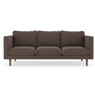 Courtemanche Micro Suede Sofa