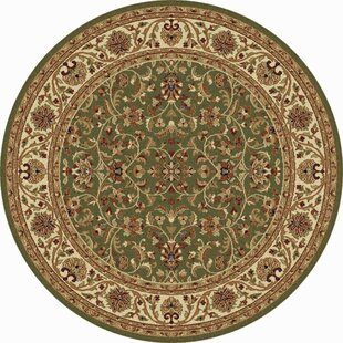 Clarence Green Area Rug by Astoria Grand