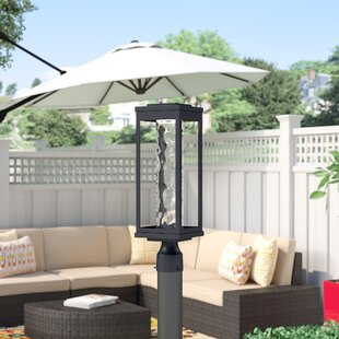 Cavazos Outdoor 1-Light Aluminum Frame Lantern Head