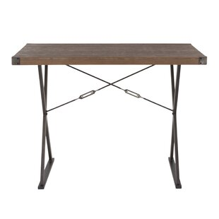 Bonds Industrial Counter Height Table by Williston Forge Coolt