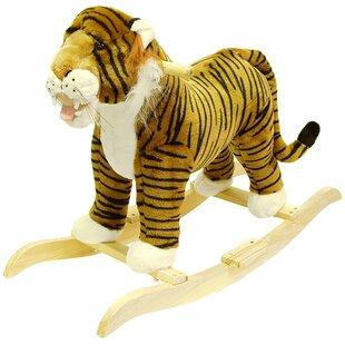 Great choice Tiger Plush Rocker ByHappy Trails