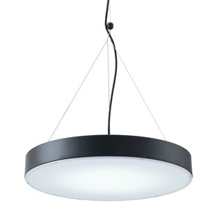 Brayden Studio Hetrick 3-Light Pendant