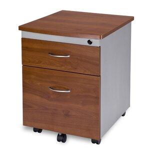 OFM Modular 2-Drawer Mobile Filing Cabinet