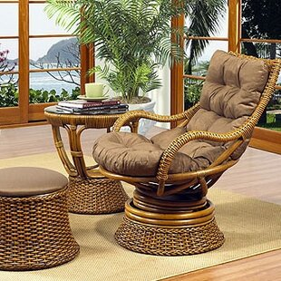 Moroccan Swivel Lounge Chair