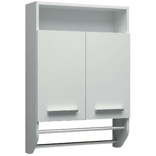 Araceli 60 X 87cm Wall Mounted Cabinet By Quickset