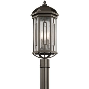 Loon Peak Sasakwa Outdoor 3-Light Post Light