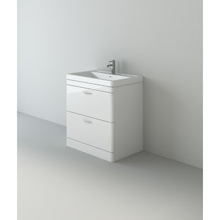 Susanna 800mm Free-standing Single Vanity Unit By Wade Logan
