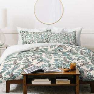 East Urban Home Dash and Ash Bell Duvet Set