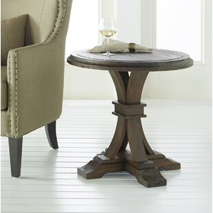 Parfondeval Round End Table
