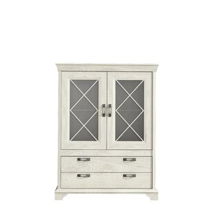 Demoss Display Cabinet By Brambly Cottage