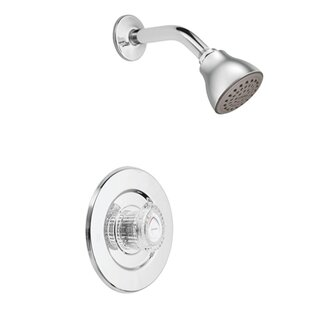 Guide to buy Chateau Single Handle Shower/Valve Trim Kit with Select By Moen
