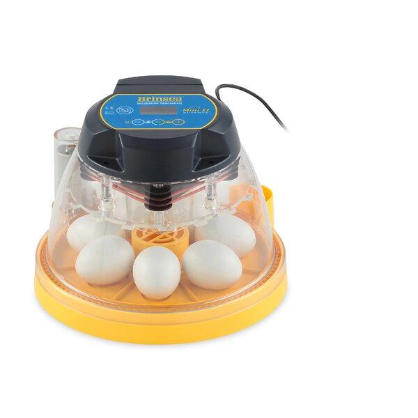 Brinsea Mini Ii Advance Automatic Chicken Egg Incubator Reviews Wayfair