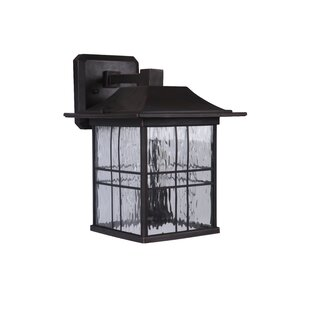 Sanderson 2-Light Outdoor Wall Lantern