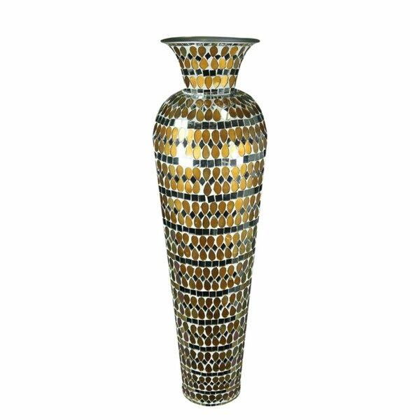 Mosaic Floor Vase Wayfair