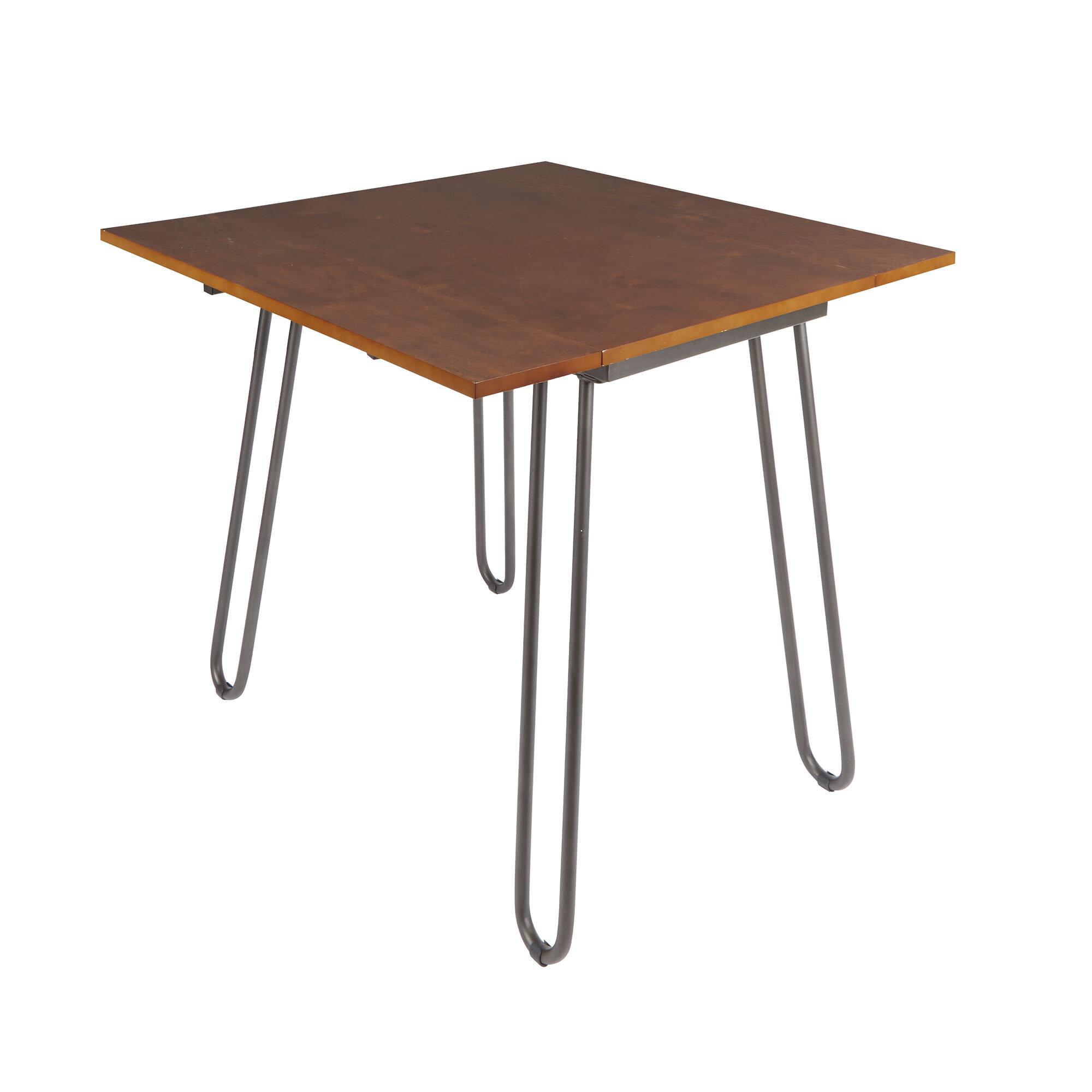 36 Inch Drop Leaf Table Wayfair ~ Gateleg Drop Leaf Table , Infant Changing  Table Dresser