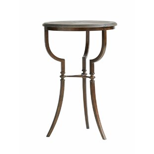 Wethersfield Estate End Table by Stanley ..
