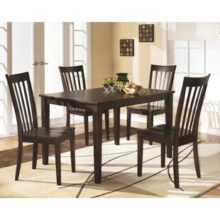 Crumley 5 Piece Dinette Set
