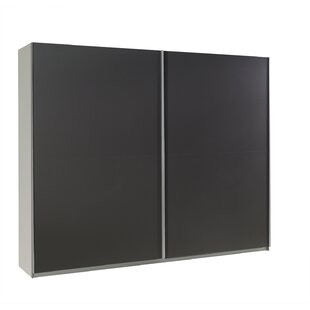 Lydia 2 Door Sliding Wardrobe By Wade Logan