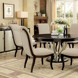 Darby Home Co Faulks Contemporary Round Dining Table