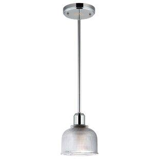 Charlton Home Huneycutt 1-Light Drum Pendant