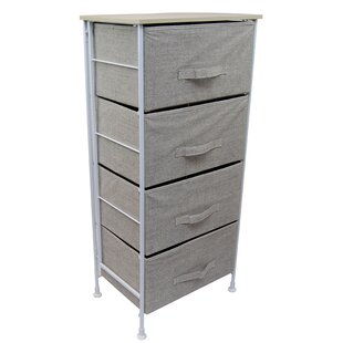 Look for 4-Drawer Storage Chest ByLCM Home Fashions