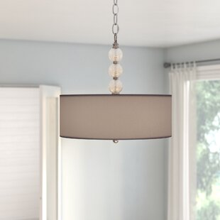 Willa Arlo Interiors Gaetan 3-Light LED Pendant