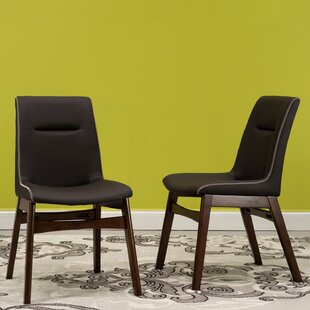 Phyllis Upholstered Dining Chair (Set of 2)