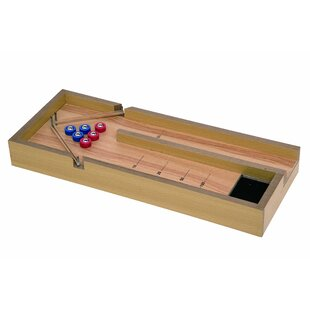 Cirencester Wood Spring Mini Shuffleboard by Freeport Park