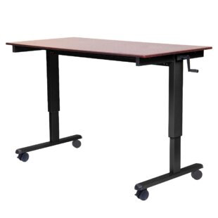 Burritt Crank Adjustable Standing Desk