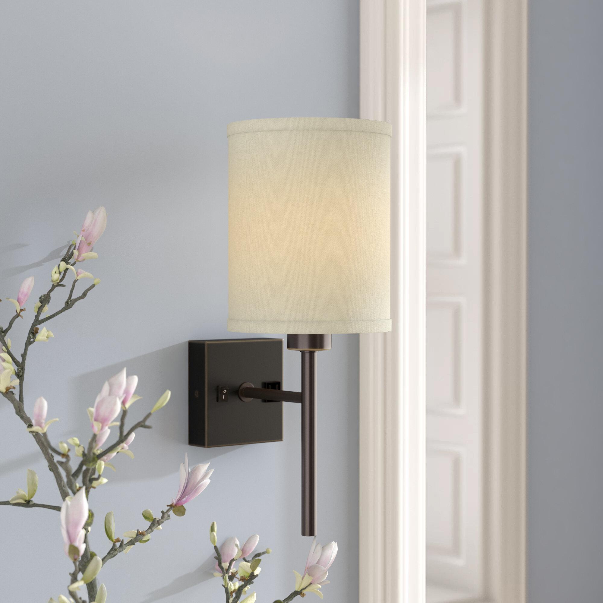 hilary 1 light wall sconce