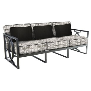 Sunrise Patio Sofa with Cushions