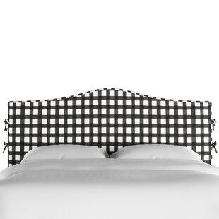 Blenheim Slipcover Upholstered Panel Headboard by Gracie Oaks