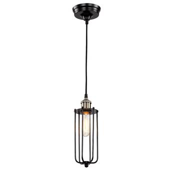 Red Barrel Studio Seydou 1 Light Single Drum Pendant Wayfair