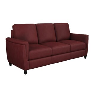 Altimo Leather Sofa by Westland and Birch SKU:DB338912 Details
