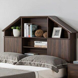 Harriet Bee Marley Hut Bookcase Headboard