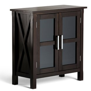Burriss 2 Door Accent Cabinet by Charlton Home