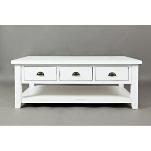 Compare Comerfo Coffee Table with Storage by Loon Peak