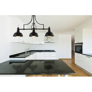 Find a Bergin III 3-Light Kitchen Island Pendant By Ove Decors
