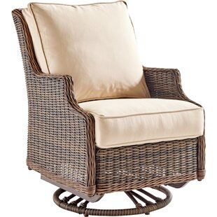 Darby Home Co Fannin Swivel Glider