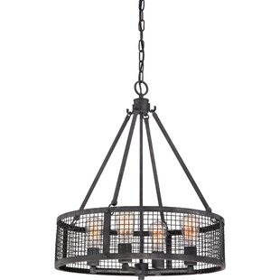 Trent Austin Design Illinois 4-Light Pendant