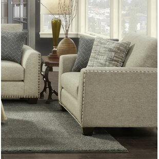 Gracie Oaks Sherborne Loveseat