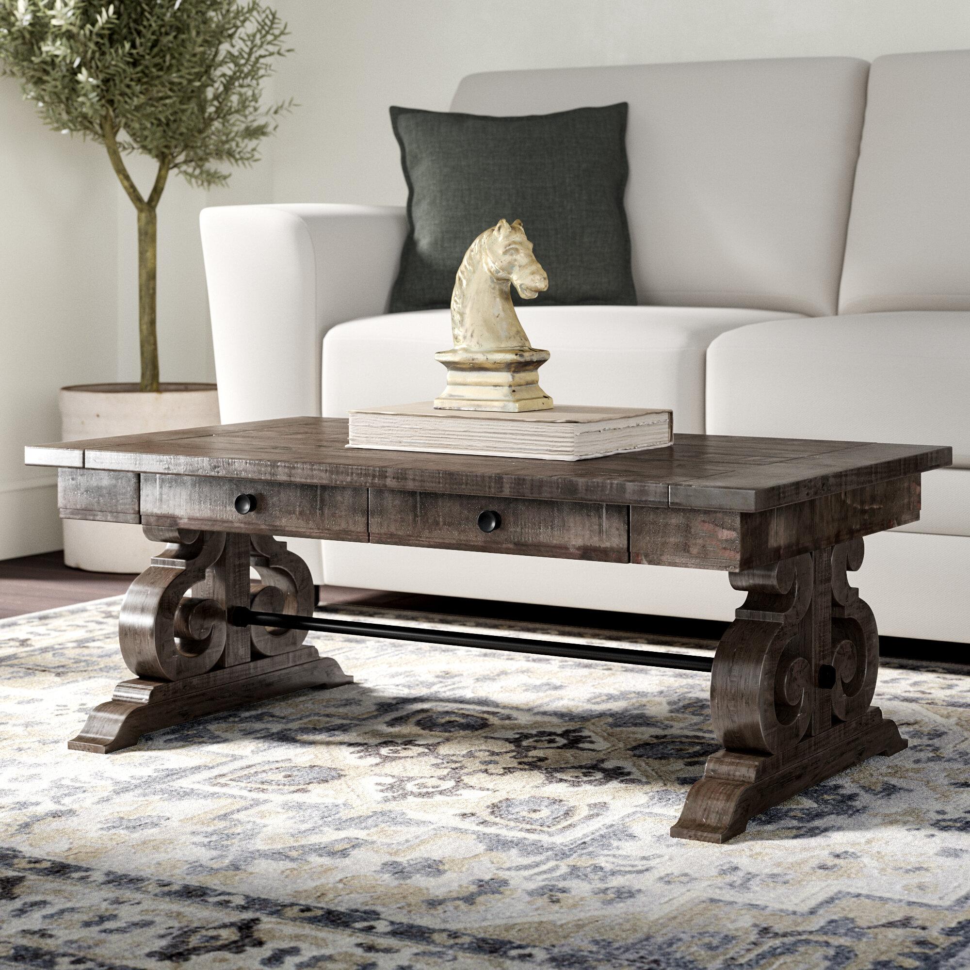Superbe Greyleigh Ellenton Coffee Table With Storage U0026 Reviews   Wayfair