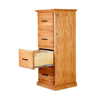 Merritt 4 Drawer Vertical File by Loon Peak Sale