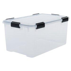 Aufbewahrungsbox Air Tight aus Kunststoff von IRIS