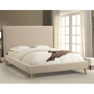Newfane Upholstered Platform Bed by George Oliver