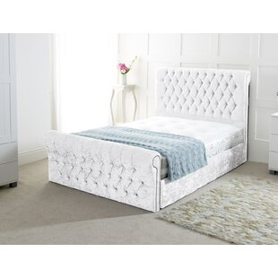 Amya Upholstered Sleigh Bed By Willa Arlo Interiors