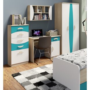 Nyah 4 Piece Bedroom Set By Isabelle & Max