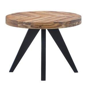 Union Rustic Serita End Table