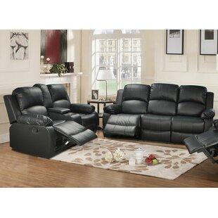 Beverly Fine Furniture Farah Reclining 2 Piece Living Room Set