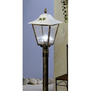 Mayflower 1-Light 161cm Post Light By August Grove